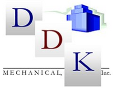 DDK Mechanical - logo